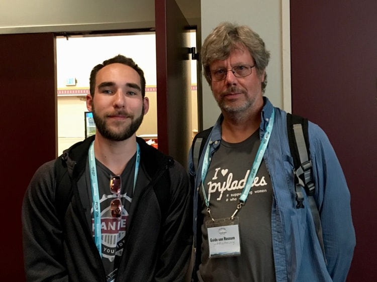 Taylor Edmiston and Guido van Rossum